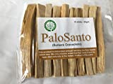 #8: Premium Authentic Ecuadorian Kiln-Dried Palo Santo ( Holy Wood ) Insence Sticks ( 10 ), Wild Harvested, 100% Natural for Purifying, Cleansing, Healing, Meditation and Stress Relief