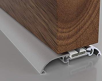 914 mm Aluminium: 07CA0270914A verst/ärkt und mit Endkappen Regenwasserabweiser