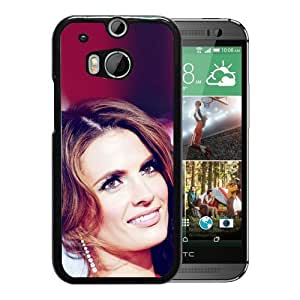 Stana Katoc Portrait Durable High Quality HTC ONE M8 Phone Case