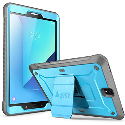 SUPCASE Galaxy Tab S3 9.7 Case, [Heavy Duty] [Unicorn Beetle PRO Series] Full-Body Rugged Protective Case with Built-in Screen Protector for Samsung Galaxy Tab S3 9.7 inch (SM-T820/T825) 2017(BU/BK)