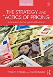 Kyпить The Strategy and Tactics of Pricing: A guide to growing more profitably на Amazon.com