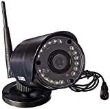 , Lorex LW3211 720p HD Wireless Indoor/Outdoor Security Camera (Black)