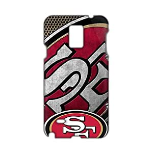Angl 3D Case Cover San Francisco 49ers Logos Phone Case for Samsung Galaxy Note4