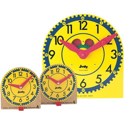 Judy Mini Clocks (Judy Instructo 0768223210 Original Judy Clock Class Pack, 2