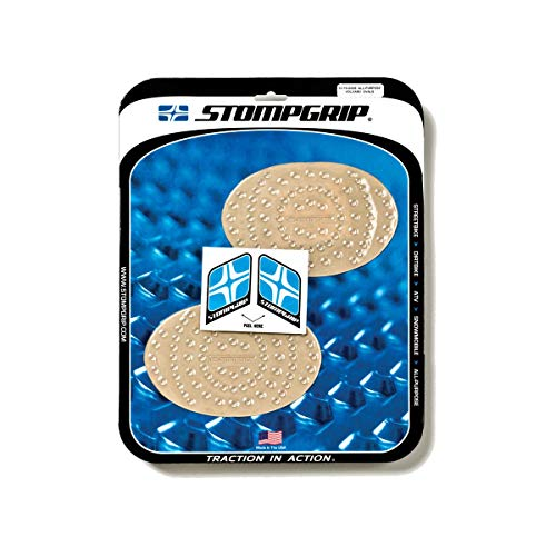 (Stomp Grip Universal Streetbike Kit (Small) (Clear))