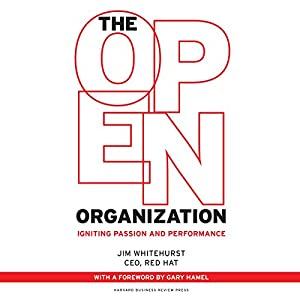 The Open Organization Audiobook
