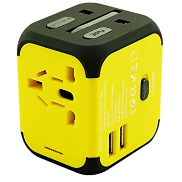 Amazon com: BEIQIHHY Conversion Plug Power Converter