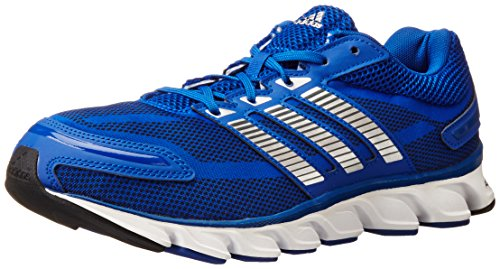 adidas Performance Men's Powerblaze M Running Shoe, Collegiate Royal/Silver/Navy, 11 M US (Best Glue For Running Shoes)