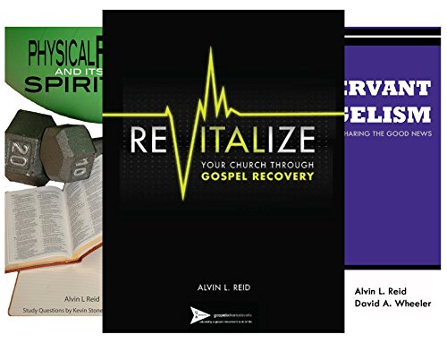 Gospel Advance Books (5 Book Series)