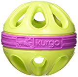 Best Kurgo Pet Toys - Kurgo Dog Toy Wapple(TM) Ball for Dogs, Courtside Review