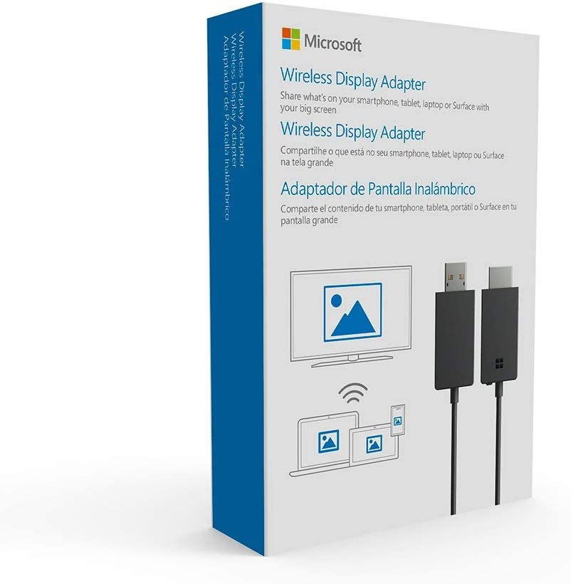 Microsoft - MS Wireless Display V2