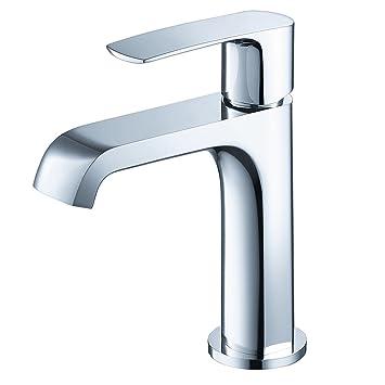 bath single hole mount bathroom vanity faucet chrome faucets lowes bathtub repair