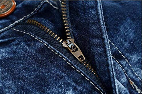 Self Ne Classic Ssig Da Moda Jeans Originali Abbigliamento coltivati alla Cowboy Uomo Straight Blau Nativeness tX7xtdqv