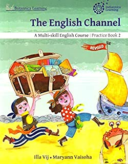 Buy The English Channel Course Book Class - 2 Book Online at