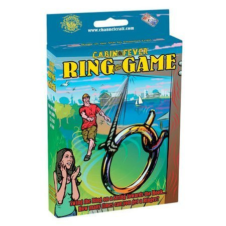 Channel Craft Ring on a String Game ()