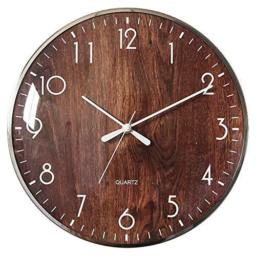 Wall Clock HYXZ Decorative Clock Watch Fashion Modern Quartz Clocks Brief Modern Design Needle Silent Hanging Watch Creative Living Room Clocks Home Decor - Watch Modern Fashion