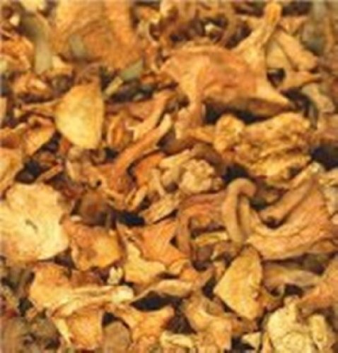 Chanterelle Mushrooms 4 oz. (Chanterelle Mushrooms)