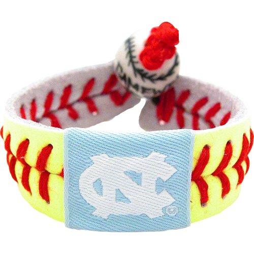 - North Carolina Tar Heels Classic Softball Bracelet