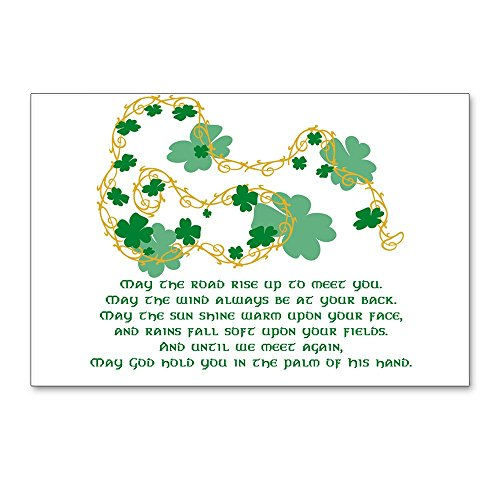 CafePress - Irish Blessing - Postcards (Package of 8), 6
