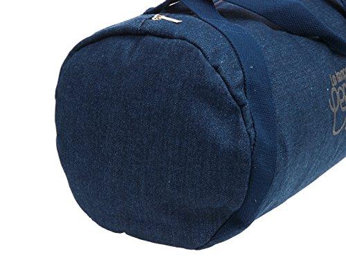5p00 Taille Sac Main des Temps Unique Cerises Porté Le 466S Bleu 7A8RnIxw
