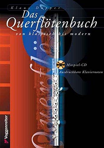 Das Querflötenbuch, Bd. 1, m. Audio-CD