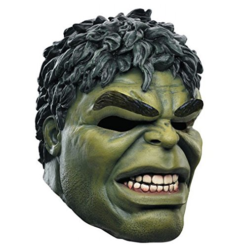 Atickbase The Avengers Hulk Mask Headgear Dance Party Props (Amazing Hulk Costumes)
