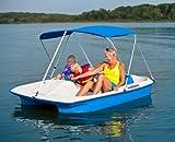 SUNDOLPHIN Sun Dolphin Sun Slider 5 Seat Pedal Boat