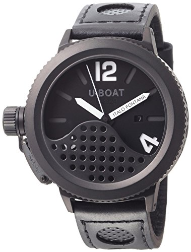 U-Boat Men's 1853 Flightdeck Watch