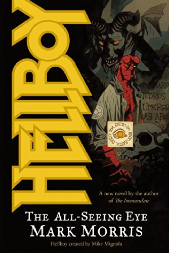 Hellboy All Seeing Eye Mike Mignola product image