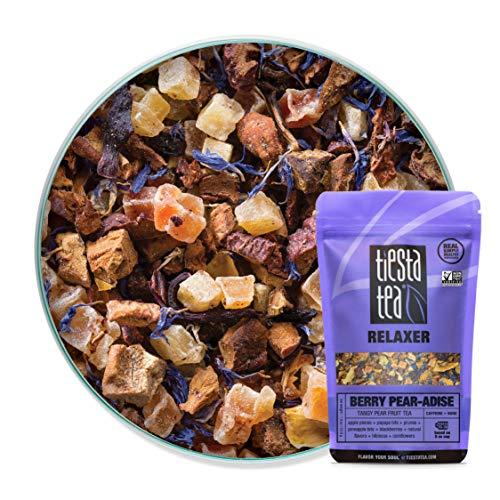 Tiesta Tea Berry Pear-adise Tangy Pear Fruit Tea,