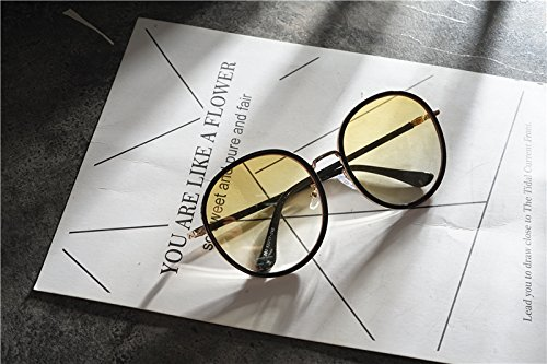 Xue Polarizador Hembra Sol Moda zhenghao Personalidad c3 C4 Femenina Protección Gafas De UV De rw8r041q