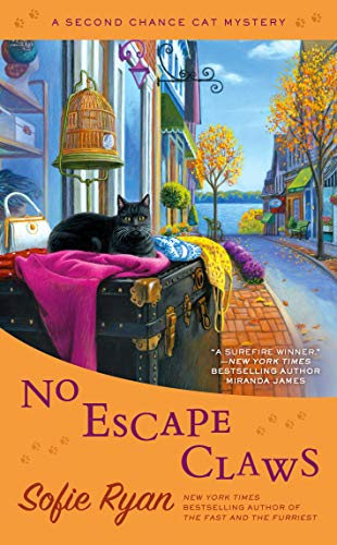 No Escape Claws (Second Chance Cat Mystery Book 6) by [Ryan, Sofie]