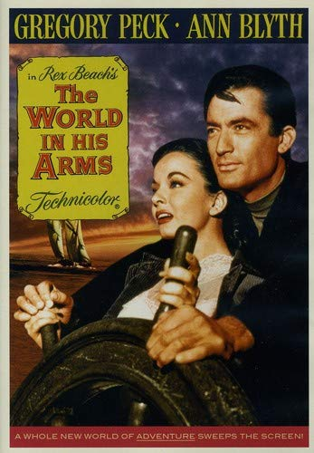 World His Arms Gregory Peck product image