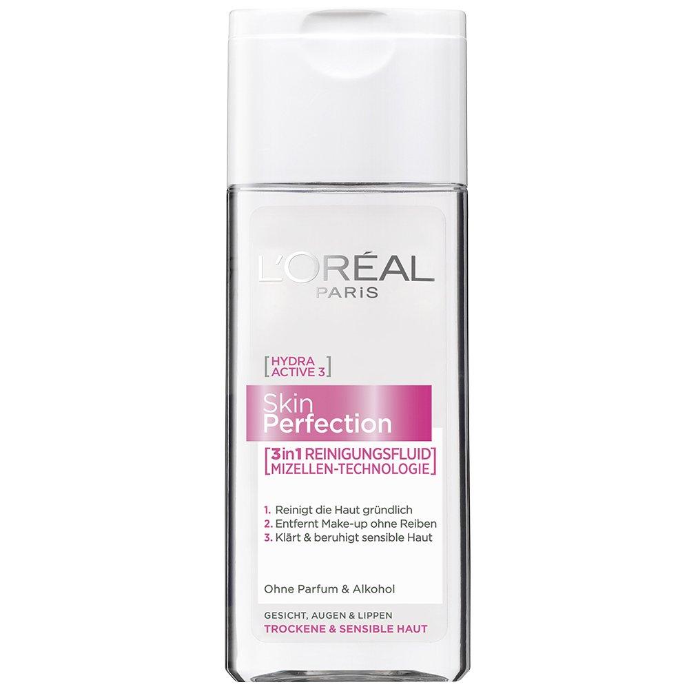 L'Oréal Paris Skin Perfection 3in1 Mizellen-Reinigungsfluid (6 x 200ml) L' Oréal Paris 92963