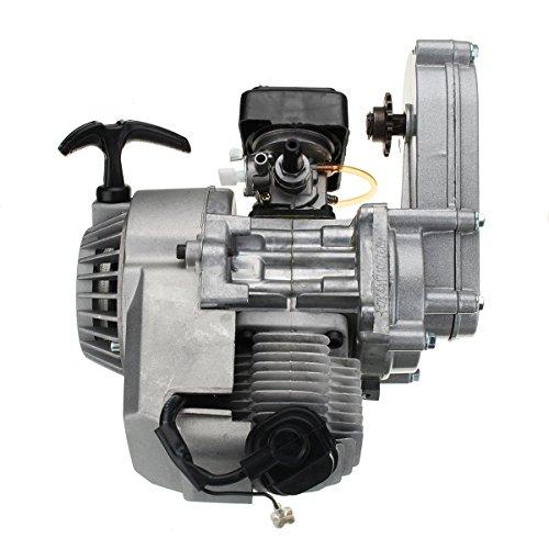 Review HITSAN 49cc Engine 2-Stroke
