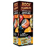 Rock Tumbler Refill - Rough Jasper of Nine Varieties (1lb)