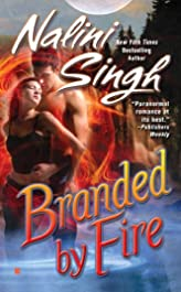 Branded by Fire (Psy/Changeling Series Book 6)