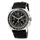 Luminox 9461 Men's Air P-38 Lightning 9460 Series Black Dial Black Strap Chrono Automatic Dive Watch