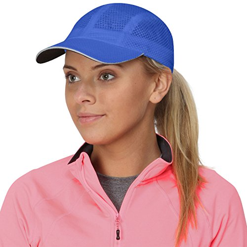 (TrailHeads Race Day Performance Running Cap | The Lightweight, Quick Dry, Sport Cap for Women - Cool)