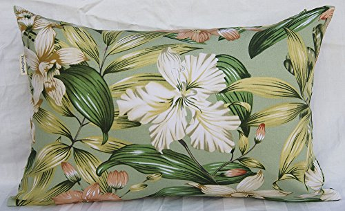 Handmade Sham - TangDepot 100% Cotton Floral/Flower Printcloth Decorative Throw Pillow Covers/Handmade Pillow Shams - Many Colors, Sizes Avaliable - (12