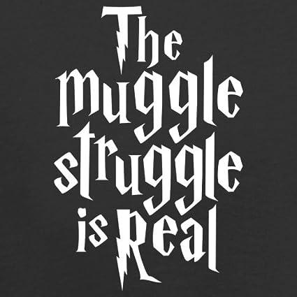 Baby//Toddler T-Shirt Dressdown The Muggle Struggle 3-24 Months