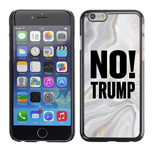 Print Motif Coque de protection Case Cover // Q04100539 Aucun marbre de pierre Trump // Apple iPhone 6 6S 6G 4.7""