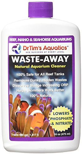 Drtim S Aquatics Waste Away Natural Aquarium Cleaner