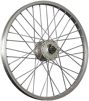 Taylor-Wheels 20 Pulgadas Rueda Delantera Bici Dinamo buje DH-3N31 ...