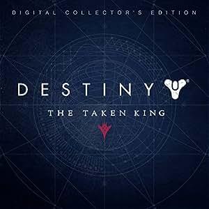 Destiny: The Taken King - Digital Collector's Edition - PlayStation 4 [Digital Code]