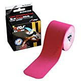 ARES Kinesiology Synthetic EXTREME Tape Metallic PINK 2 in x 16.5 ft
