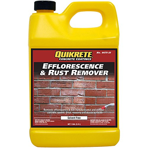 Quikrete Efflorescence Rust Remover gal product image