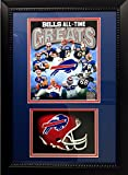 Encore All Time Greats Shadowbox - Buffalo Bills