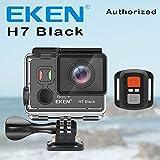 Best Go Pro Eken H7 Black Action Camera Ultra Hd 4k 4k/30fps