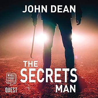 The Secrets Man: DCI John Blizzard, Book 4 (Audio Download
